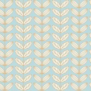 Folium blå